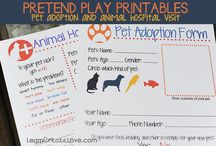 For Kids / by Coastal Pet Rescue