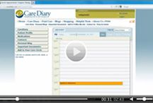 Care Diary Demo Video