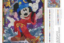 Disney puntocroce