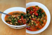 soups / by kathy garrett