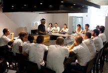 La Shinto Chef Academy / Shinto non è solo ristorante ma un centro di eccelenza nella formazione. Vi presentiamo alcune immagini delle Shinto Chef Academy