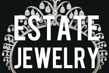 Antique & Estate Jewelry / A stunning collection of rare and antique jewelry designs.