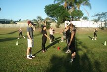 Get Fit Camp / Saturday morning training outdoors