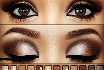 Eye makeup naked pallete