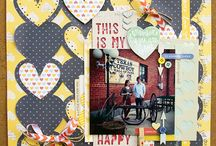 American Crafts Inspiration / I LOVE the American Crafts Company, and I am inspired by their clean, graphic design style.