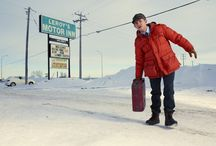 FARGO (the TV series) / Aw jeez, they up and made a #Fargo TV series.
