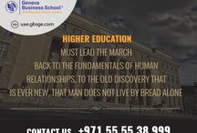 Just Step Ahead With us http://uae.gbsge.com. http://lincoln-edu.ae