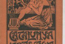 Catalunya Artistica / Catalunya Artistica  Espana revista