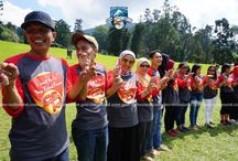 OUTBOUND GATHERING GAMES