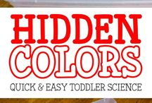 toddler school science