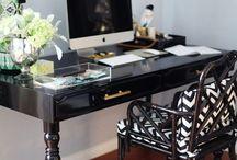 Desks facing walls