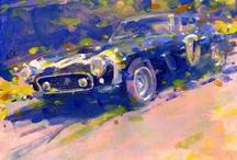 Auto Art / Fabulous Fine Art of the Automobile