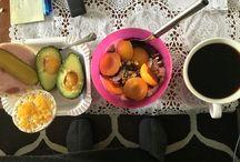 Laktoositon ja gluteeniton aamupala.