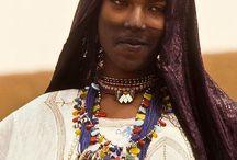 Tuareg Woman - Donne Tuareg