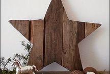 деревянные красивые штуки
