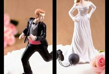 Tartas de boda divertidas / Recopilación de tartas de boda divertidas, originales, temáticas y locas!