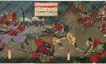 浮世絵  日本画