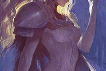 Armor/knight etc