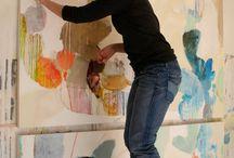 Jeremy's painting