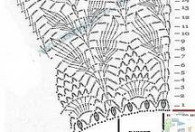 Spódniczka szydełkowa