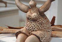 Figurer/ skulpturer
