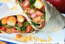 Recipes | Sandwiches & Wraps / by Carrie Alexander