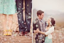 Engagement & Couple Photo Ideas / Photo session ideas for couples