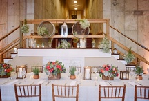 Event Decor / by Holly Heider Chapple Flowers Ltd.