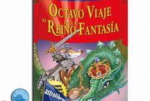 Libros recomendados para el tercer trimestre / Una colección de libros recomendados para la lectura en clase para a lumnos de 5º y 6º