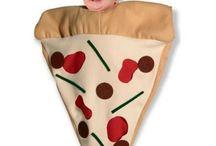 Déguisements pour bébés / Si vous voulez surprendre vos amis, il n'y a rien de mieux que de déguiser votre bébé lors de vos sorties en soirées déguisées !
