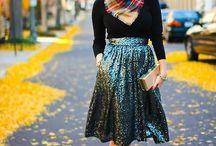 Bling, bling clothing / Kimallusta ja kimmellystä vaatetukseen!