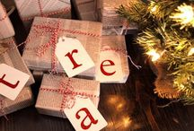 holiday gift wrap / by Katie Skelley | Team Skelley The Blog