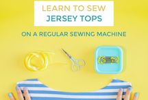 Sewing - working with difficult fabric
