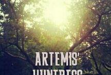 artemis' huntress