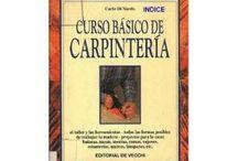 libros carpineria