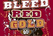 49ers Fan / 49ers Rock! / by Kade Kanago