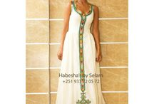 DRESS - HABESHA