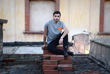 Me Unique Brand Exclusive. Chapter one:The ruins / Me Unique brand t-shirt campaign taking place to an abandoned factory of Thessaloniki.