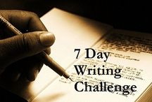 Write, write, write! / by Becca Taylor