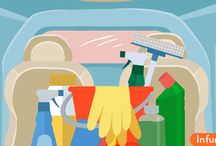 Как почистить салон автомобиля