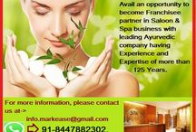 Franchisee offer for Saloon & Spa