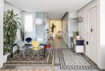 Solutions: ceramic floors