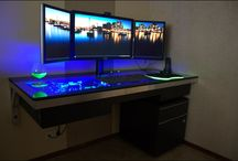 Ultimate Gaming Room