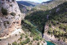 Descenso de barrancos en Cuenca / www.aventuraencuenca.com