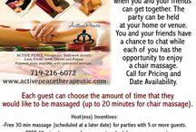 Massage marketing