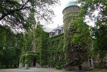 Sobótka - Pałac / Pałac w Sobótce  Pałac rodziny von Stiegler powstał pod koniec XIX wieku. Obecnie obiekt jest niedostępny - własność spółki hodowli roślin.