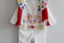 Disfraz elvis bebe