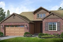 Century Communities / Terrain features home designs from Lennar, TRI Pointe, and Century Communities. / by Terrain Castle Rock