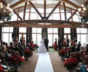 Winter Weddings at Eagle Ridge Resort & Spa / Inspired creativity, flawless craftsmanship and impeccable service blend seamlessly, ensuring that everything will be just how you've imagined it. Trust our catering and event specialists to help you design an entirely customized wedding package. From the décor to the floral arrangements to the entertainment, our team will ensure that every moment, for every guest, is unforgettable.