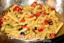 Pasta, riso & co. / Pasta recipes